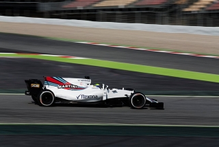 Fotos test pretemporada F1 2017 - Foto 2