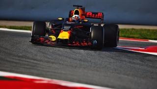 Fotos test pretemporada F1 2017 - Foto 3