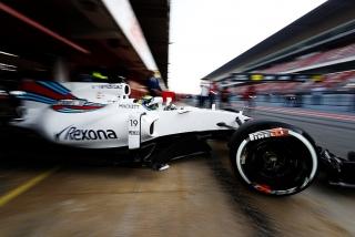 Fotos test pretemporada F1 2017 - Foto 4