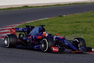 Foto 4 - Fotos test pretemporada F1 2017
