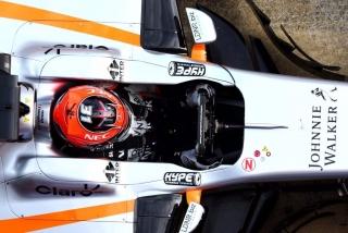 Foto 1 - Fotos test pretemporada F1 2017 (Semana 2)