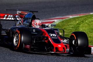 Foto 2 - Fotos test pretemporada F1 2017 (Semana 2)