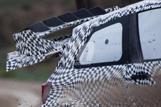 Foto 3 - Fotos de los test del Toyota Yaris WRC 2017 y del Ford Fiesta RS WRC 2017