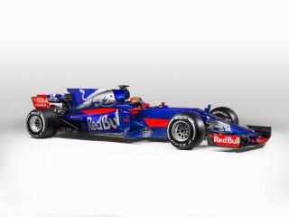 Fotos Toro Rosso STR12 F1 2017 - Foto 1