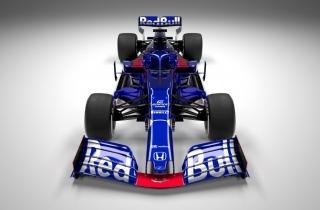 Foto 2 - Fotos Toro Rosso STR14 F1 2019