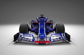 Fotos Toro Rosso STR14 F1 2019 Foto 4