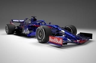 Fotos Toro Rosso STR14 F1 2019 Foto 5