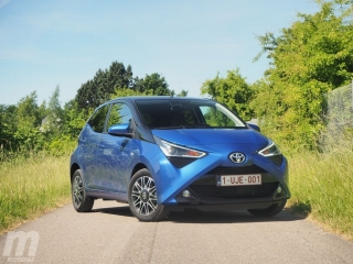 Foto 1 - Fotos Toyota Aygo 2018