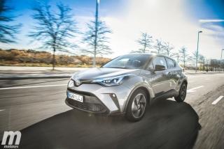 Foto 1 - Fotos Toyota C-HR 2.0 Hybrid Dynamic Force 184 CV