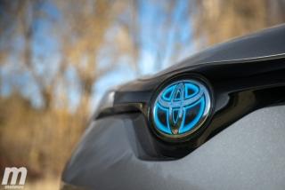 Fotos Toyota C-HR 2.0 Hybrid Dynamic Force 184 CV Foto 35