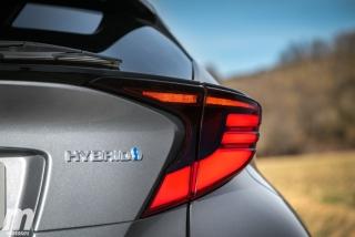 Fotos Toyota C-HR 2.0 Hybrid Dynamic Force 184 CV Foto 51