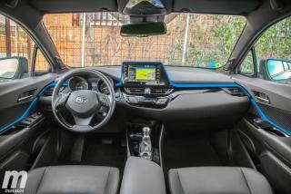 Fotos Toyota C-HR 2.0 Hybrid Dynamic Force 184 CV Foto 56