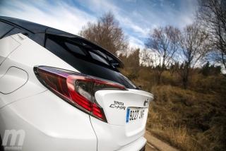 Fotos Toyota C-HR vs Kia Niro Foto 32