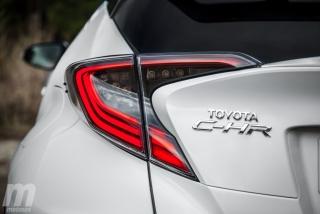 Fotos Toyota C-HR vs Kia Niro Foto 33