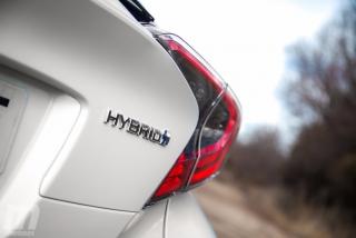 Fotos Toyota C-HR vs Kia Niro Foto 34