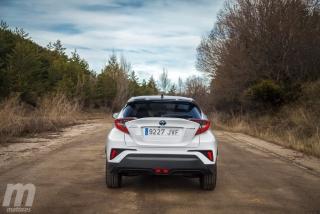 Fotos Toyota C-HR vs Kia Niro Foto 37