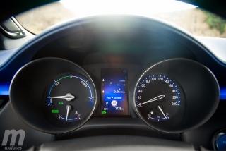 Fotos Toyota C-HR vs Kia Niro Foto 42