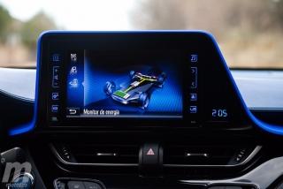 Fotos Toyota C-HR vs Kia Niro Foto 58