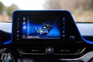 Fotos Toyota C-HR vs Kia Niro Foto 59