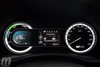 Fotos Toyota C-HR vs Kia Niro Foto 69