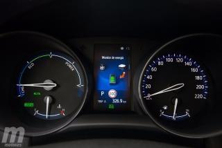 Fotos Toyota C-HR vs Kia Niro Foto 43