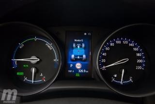 Fotos Toyota C-HR vs Kia Niro Foto 44