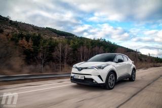 Fotos Toyota C-HR vs Kia Niro Foto 110