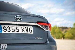 Fotos Toyota Corolla Sedán 2019 Foto 8