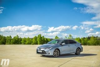 Fotos Toyota Corolla Sedán 2019 Foto 22