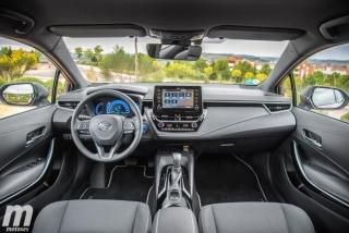 Fotos Toyota Corolla Sedán 2019 Foto 31