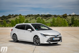 Foto 1 - Fotos Toyota Corolla Touring Sports 2019
