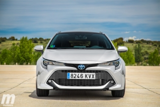 Foto 3 - Fotos Toyota Corolla Touring Sports 2019
