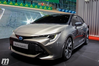Fotos Toyota en el Salón de Ginebra 2018 Foto 32