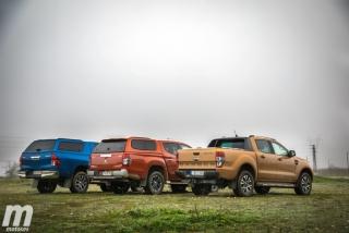 Fotos Toyota Hilux vs Ford Ranger vs Mitsubishi L200 Foto 15