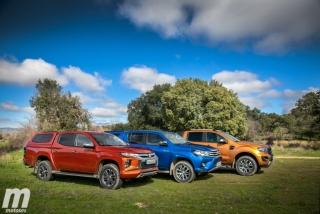Fotos Toyota Hilux vs Ford Ranger vs Mitsubishi L200 Foto 28