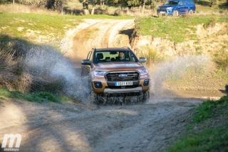Fotos Toyota Hilux vs Ford Ranger vs Mitsubishi L200 Foto 34