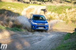 Fotos Toyota Hilux vs Ford Ranger vs Mitsubishi L200 Foto 35