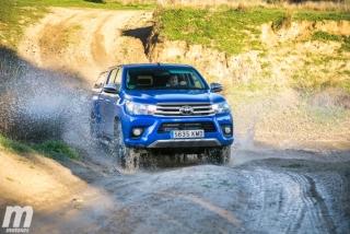 Fotos Toyota Hilux vs Ford Ranger vs Mitsubishi L200 Foto 36