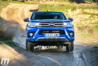 Fotos Toyota Hilux vs Ford Ranger vs Mitsubishi L200 Foto 37