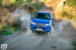 Fotos Toyota Hilux vs Ford Ranger vs Mitsubishi L200 Foto 38