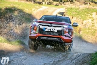 Fotos Toyota Hilux vs Ford Ranger vs Mitsubishi L200 Foto 40