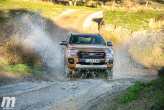 Fotos Toyota Hilux vs Ford Ranger vs Mitsubishi L200 Foto 41