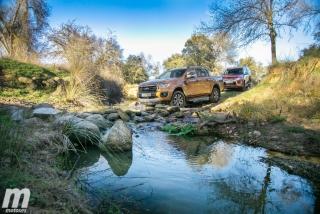 Fotos Toyota Hilux vs Ford Ranger vs Mitsubishi L200 Foto 42