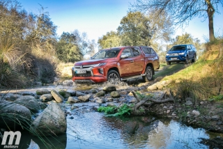 Fotos Toyota Hilux vs Ford Ranger vs Mitsubishi L200 Foto 43