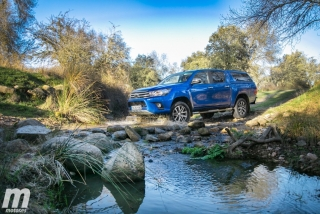Fotos Toyota Hilux vs Ford Ranger vs Mitsubishi L200 Foto 44