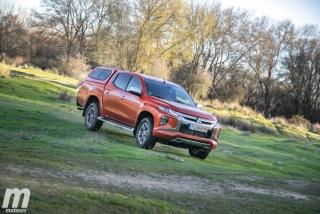 Fotos Toyota Hilux vs Ford Ranger vs Mitsubishi L200 Foto 45
