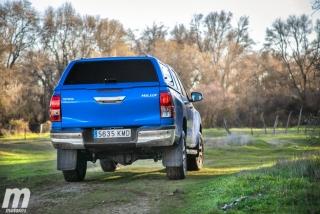Fotos Toyota Hilux vs Ford Ranger vs Mitsubishi L200 Foto 47