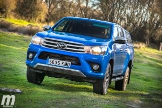 Fotos Toyota Hilux vs Ford Ranger vs Mitsubishi L200 Foto 48