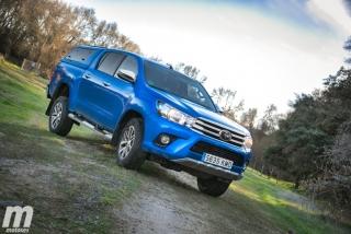 Fotos Toyota Hilux vs Ford Ranger vs Mitsubishi L200 Foto 53