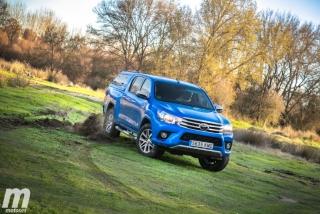 Fotos Toyota Hilux vs Ford Ranger vs Mitsubishi L200 Foto 54